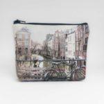 Cartera neceser bicicletas Amsterdam