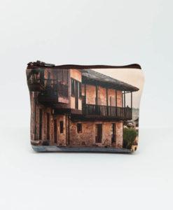 Monedero ecopiel Puebla de Sanabria